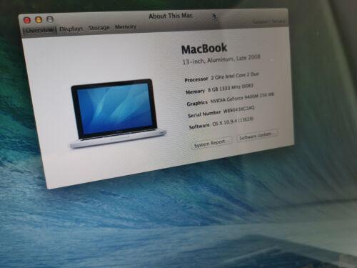 Apple MacBook A1278 No 2