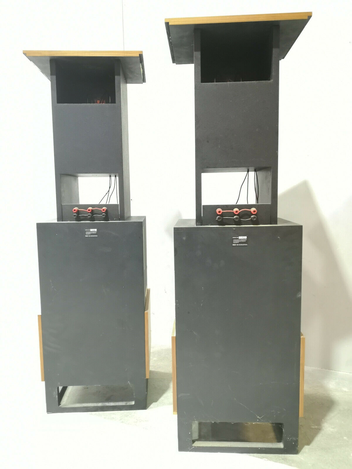 SD Acoustics Pair