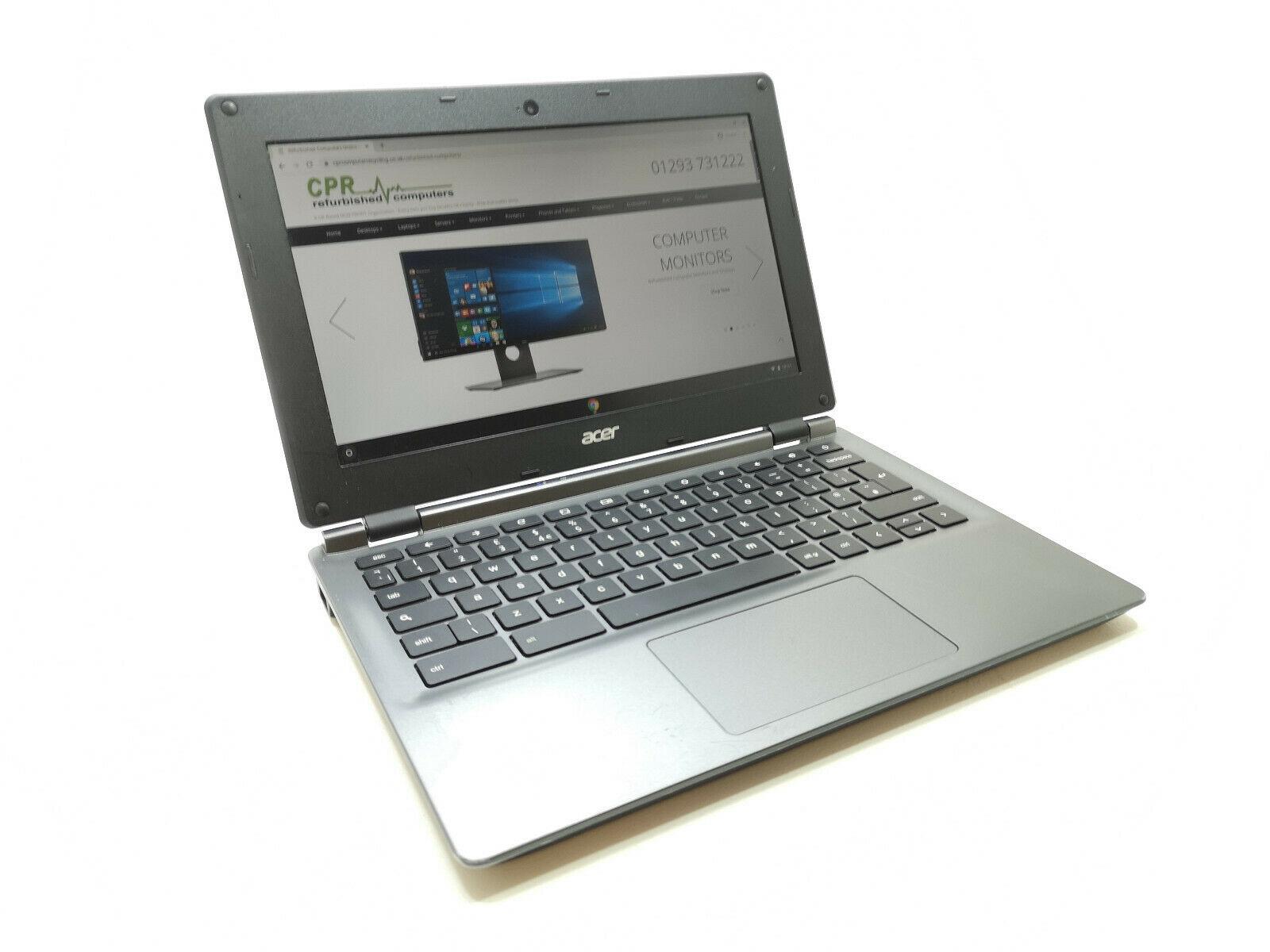 Acer-Chrome-Book-C730 - 153362