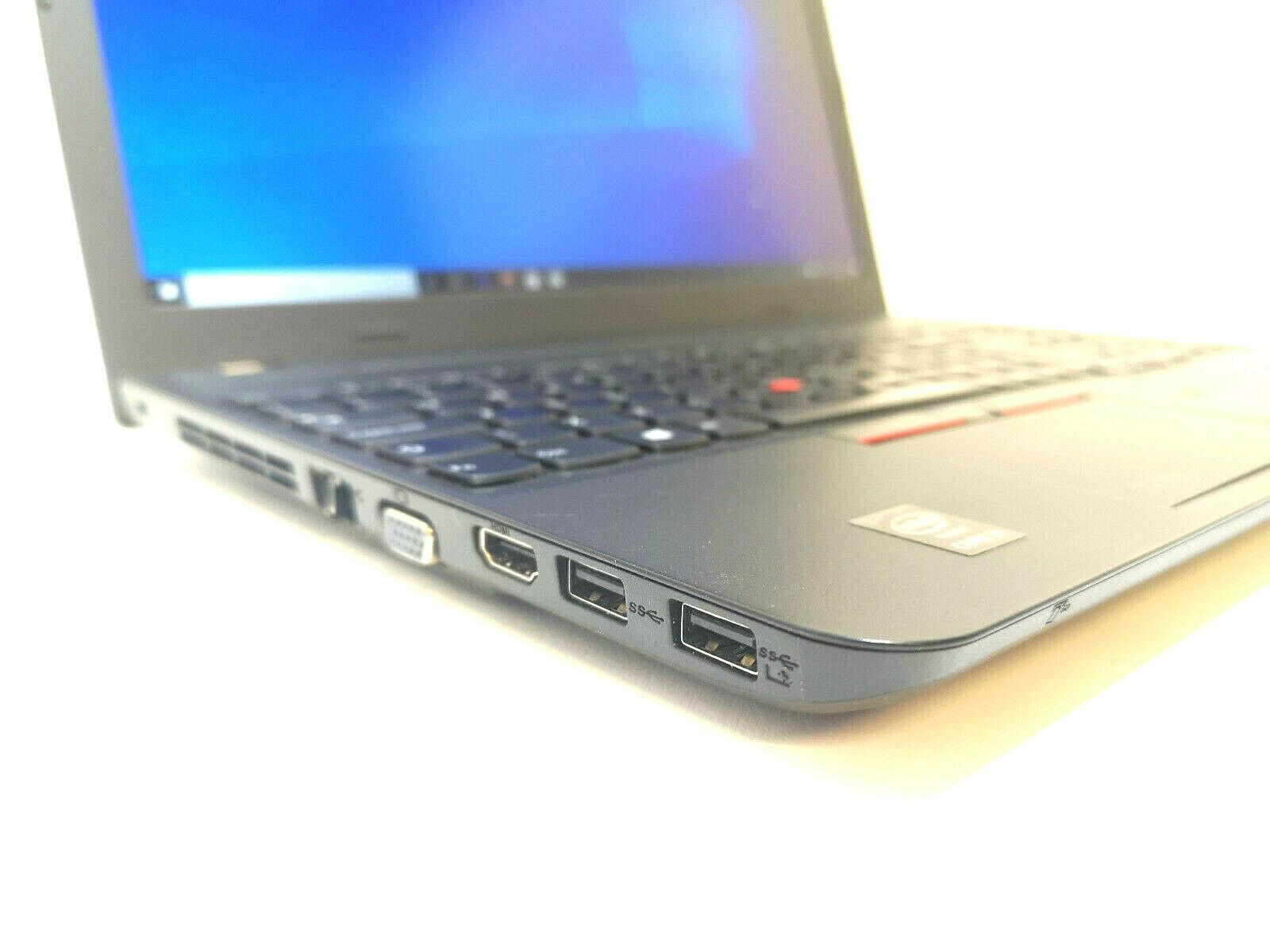 Lenovo Thinkpad E550 No 3