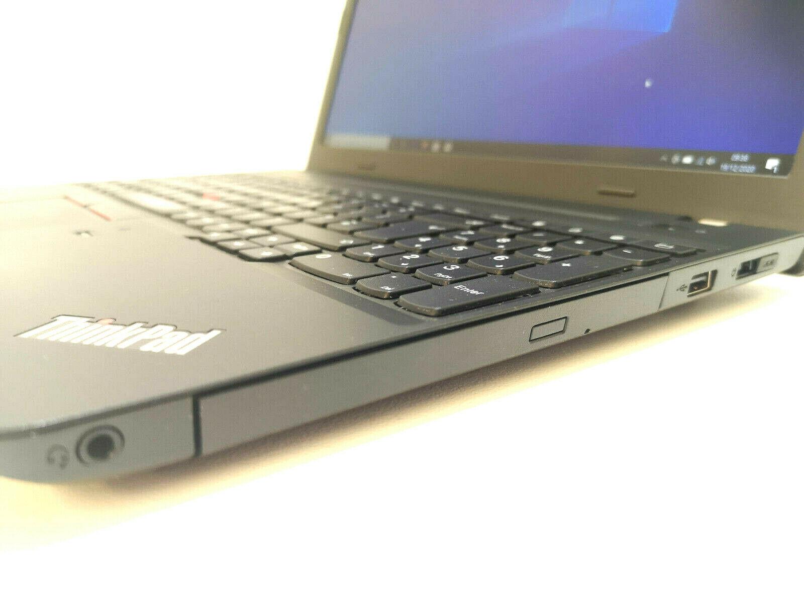 Lenovo Thinkpad E550 No 4