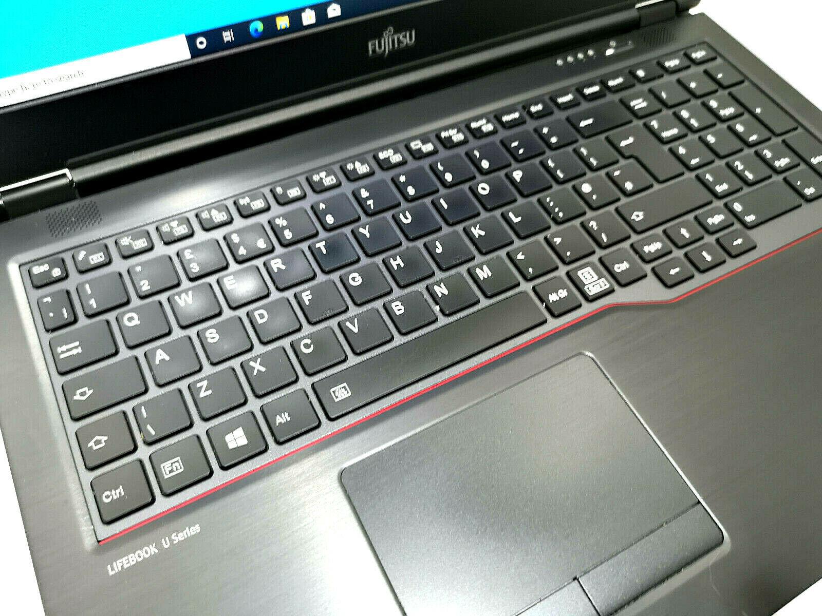 Fujitsu LifeBook U757 No 2