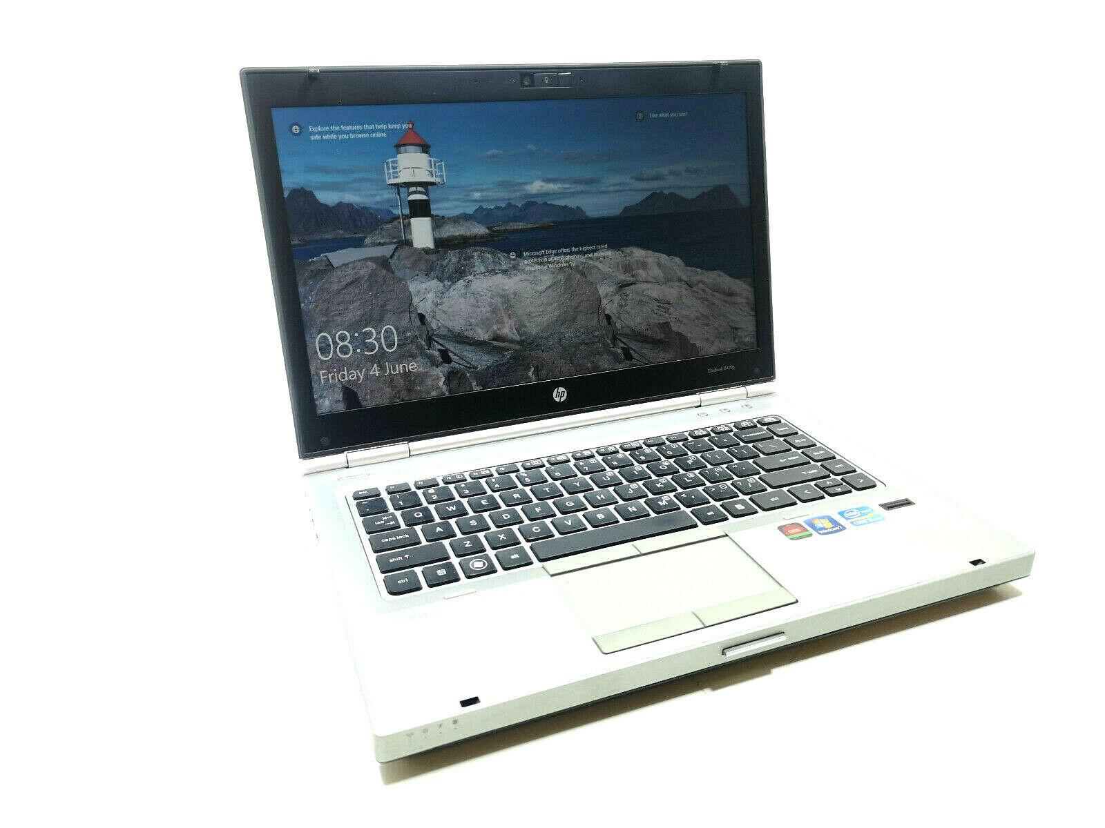 HP EliteBook 8470p No 6