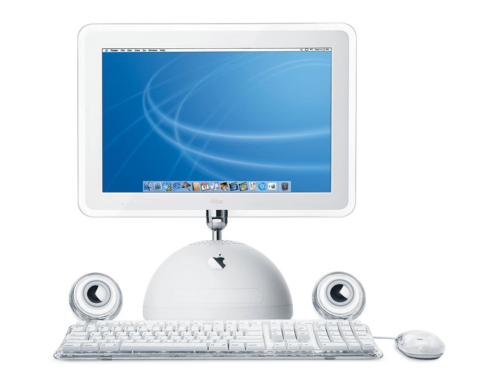 Apple-iMac-g4