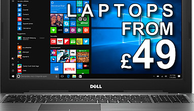Refurbished Laptop PC